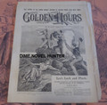 1898 GOLDEN HOURS #569 SMUGGLERS OF CHINA NORMAN L MUNRO STORY PAPER
