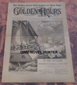 1893 GOLDEN HOURS #569 WAR OF 1812 NORMAN L MUNRO STORY PAPER