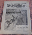 1895 GOLDEN HOURS #385 THE GOLDEN PIRATE NORMAN L MUNRO STORY PAPER
