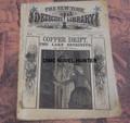 1884 NEW YORK DETECTIVE LIBRARY #98 LAKE SUPERIOR DETECTIVE DIME NOVEL