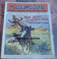 JESSE JAMES STORIES #88  DIME NOVEL STORY PAPER