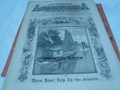 1888 YOUNG MEN OF AMERICA #551 STEAM RAFT SEA MONSTER STORY PAPER DIME NOVEL