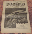 1897 GOLDEN HOURS #504 AT WAR WITH MARS WELDON J COBBS STORY PAPER