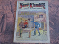 1899 YOUNG KLONDIKE #34 FRANK TOUSEY DIME NOVEL STORY PAPER