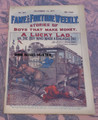 FAME AND FORTUNE #637 WALL STREET STORIES OF ADVENTURE DIME NOVEL