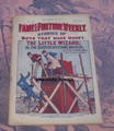 FAME AND FORTUNE #635 WALL STREET STORIES OF ADVENTURE DIME NOVEL