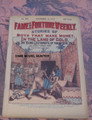FAME AND FORTUNE #633 WALL STREET STORIES OF ADVENTURE DIME NOVEL
