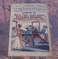 FAME AND FORTUNE #631 WALL STREET STORIES OF ADVENTURE DIME NOVEL