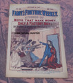 FAME AND FORTUNE #630 WALL STREET STORIES OF ADVENTURE DIME NOVEL