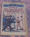 FAME AND FORTUNE #599 WALL STREET STORIES OF ADVENTURE DIME NOVEL 1