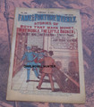 FAME AND FORTUNE #593 WALL STREET STORIES OF ADVENTURE DIME NOVEL