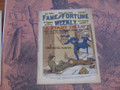FAME AND FORTUNE #480 WALL STREET STORIES OF ADVENTURE DIME NOVEL