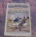 FAME AND FORTUNE #479 WALL STREET STORIES OF ADVENTURE DIME NOVEL