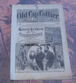 1894 OLD CAP COLLIER LIBRARY #569 DAVE DOTSON AND THE COUNTERFEITERS DIME NOVEL
