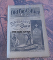 1894 OLD CAP COLLIER LIBRARY #603 OLD SEARCH'S BAFFLING QUEST DIME NOVEL