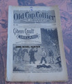 1894 OLD CAP COLLIER #568 GIDEON GAULT IN IRELAND DIME NOVEL STORY PAPER