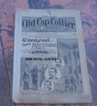 OLD CAP COLLIER #594 ESCAPE FROM MATTEAWAN ASYLUM PERRY TRAIN ROBBER DIME NOVEL