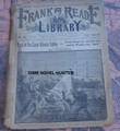"FRANK READE LIBRARY #84 ""HIS SUBMARINE WONDER"" LUIS P SENARENS SCI FI DIME NOVEL"