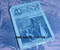 1892 EXTREMELY SCARCE YOUNG SLEUTH LIBRARY #39 ST LOUIS DIME NOVEL STORY PAPER