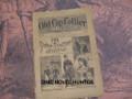 1894 OLD CAP COLLIER #561 DETECTIVE DIME NOVEL STORY PAPER