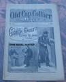 "1897 OLD CAP COLLIER #716 ""GIDEON GAULT'S LONG ISLAND CASE"" STORY DIME NOVEL"