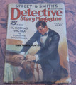 DETECTIVE STORY MAGAZINE AUGUST 22 1931 PULP SEE VIDEO DESCRIPTION & TITLE PAGE