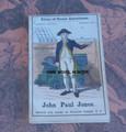 1876 BEADLE'S LIVES OF GREAT AMERICANS #2 JOHN PAUL JONES NAVEL DIME NOVEL STORYPAPER