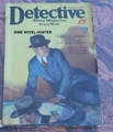 DETECTIVE STORY MAGAZINE $500 CONTEST HERMAN LANDON STORY  AUGUST 24 1929 PULP SEE VIDEO DESCRIPTION & TITLE PAGE