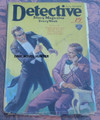 DETECTIVE STORY MAGAZINE JULY 20 1929 PULP SEE VIDEO DESCRIPTION & TITLE PAGE