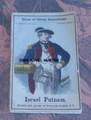 1876 BEADLE'S LIVES OF GREAT AMERICANS #8 ISRAEL PUTNAM REVOLUTIONARY WAR  DIME NOVEL STORYPAPER