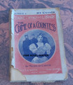 MAGNET DETECTIVE LIBRARY #5 THE CRIME OF A COUNTESS NICK CARTER DIME NOVEL STORY PAPER