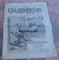 15 ISSUES OF MUNRO'S GOLDEN HOURS PAWNEE BILL MAY LILY & SPANISH AMERICAN WAR