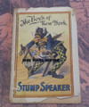 1902 THE BOYS OF NEW YORK STUMP SPEAKER DIME NOVEL