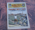 YOUNG ATHLETE'S WEEKLY #24 FRANK TOUSEY BASEBALL DIME NOVEL