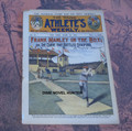YOUNG ATHLETE'S WEEKLY #14 FRANK TOUSEY BASEBALL DIME NOVEL