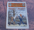 YOUNG ATHLETE'S WEEKLY #7 FRANK TOUSEY CROSS COUNTRY DIME NOVEL