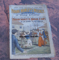 FRANK MANLEY'S WEEKLY #32 FRANK TOUSEY YALE DIME NOVEL