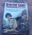 VG 1920 DETECTIVE STORY MAGAZINE 10-19-1920  STREET AND SMITH ASSORTED AUTHORS