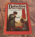 VG 1925 DETECTIVE STORY MAGAZINE 11-28-1925 SCARCE MR. CHANG COVER PULP STREET SMITH ASSORTED AUTHORS