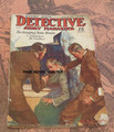 1925 DETECTIVE STORY MAGAZINE 10-17-1925 SCARCE JOHNSTON MCCULLEY COVER PULP STREET SMITH ASSORTED AUTHORS
