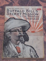 BUFFALO BILL BORDER STORIES #26 FRANK POWELL DIME NOVEL