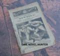 1883 NICKEL LIBRARY #305 MARLINE MANLY MARYLAND INDIAN DIME NOVEL STORY PAPER