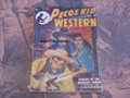 THE PECOS KID WESTERN MARCH 1951 PULP SEE VIDEO DESCRIPTION POPULAR PUBLICATION