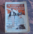 MAGNET DETECTIVE LIBRARY #93 ADVENTURE OF HARRISON KEITH DETECTIVE DIME NOVEL STORY PAPER
