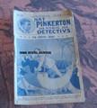 NAT PINKERTON THE KING OF DETECTIVES GERMAN DIME NOVEL STORY PAPER