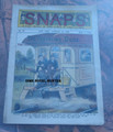 SNAPS COMIC WEEKLY #67 SCARCE FRANK TOUSEY DIME NOVEL STORY PAPER