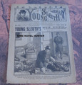 1895 SCARCE FRANK TOUSEY YOUNG SLEUTH LIBRARY #119  DIME NOVEL STORY PAPER