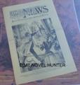 1891  NEW YORK ILLUSTRATED NEWS #154 SPORTS JOHN F SULLIVAN JACKSON STORY PAPER