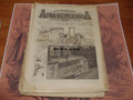 1888 YOUNG MEN OF AMERICA 3 ISSUES OF A SCARCE FRANK TOUSEY DIME NOVEL TYPE