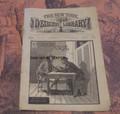 1885 NEW YORK DETECTIVE LIBRARY #133 A NEW YORK DETECTIVE DIME NOVEL